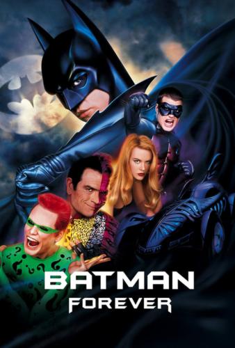 Batman Forever แบทแมน ฟอร์เอฟเวอร์ ศึกจอมโจรอมตะ